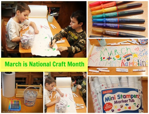 National Craft Month Lakeshore