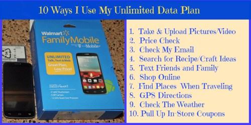 10 ways I use unlimited data