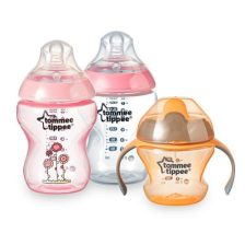 Tommee Tippee Tip-It-Up-CloserTo Nature Bottle Set