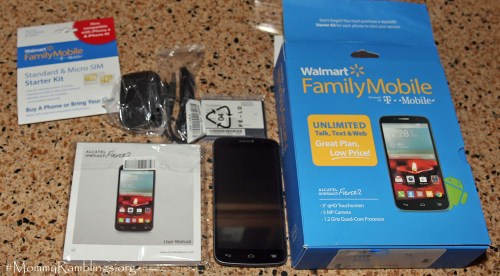 Walmart Family Mobile Unlimited