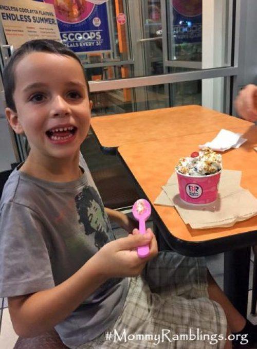 Baskin-Robbins Sundae