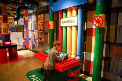 Lego factorytour