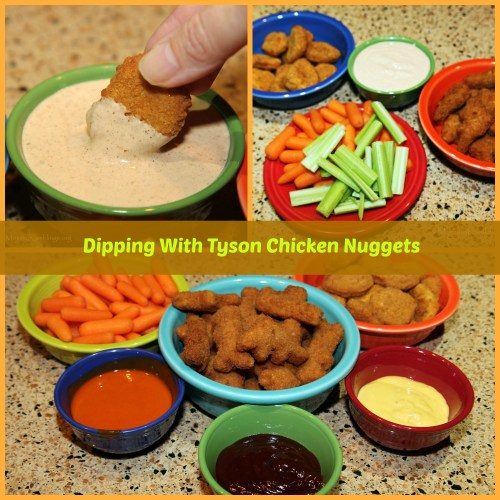 dipping with Tyson