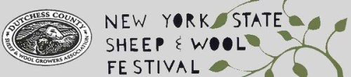 NY Sheep Wool Festival