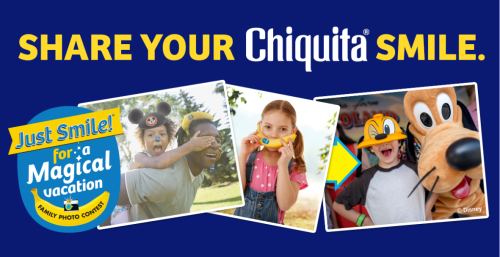 share your chiquita smile image