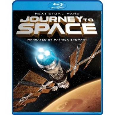 Journey To Space blu ray