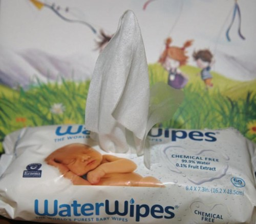 water wipes 3 new