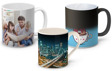 CanvasDiscount Photo Mugs