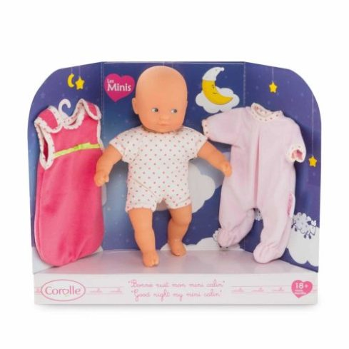 Good Night Mini Calin Doll Giveaway