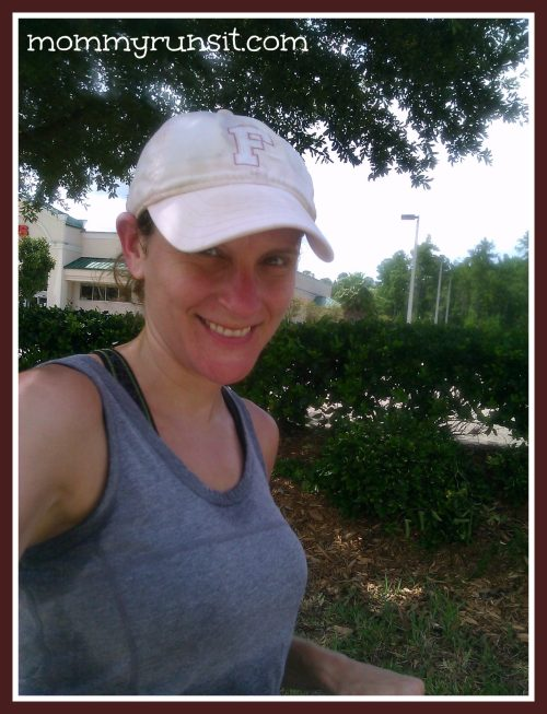 Running in Hot Weather | Mommy Runs It