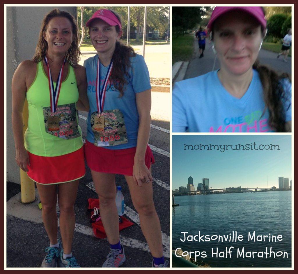 The Jacksonville Marine Corps Half Marathon