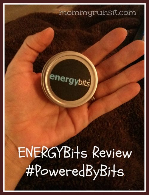 ENERGYBits Review: Get #PoweredByBits! | Mommy Runs It