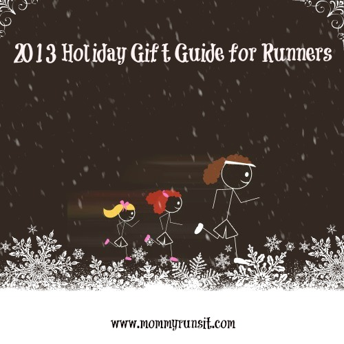 2013 Holiday Gift Guide for Runners