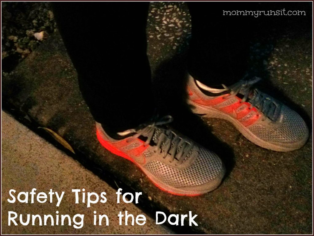 My Dad's Two Cents: Running in the Dark