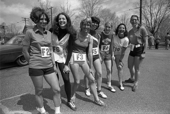 A History of Marathons & Women | Mommy Runs It