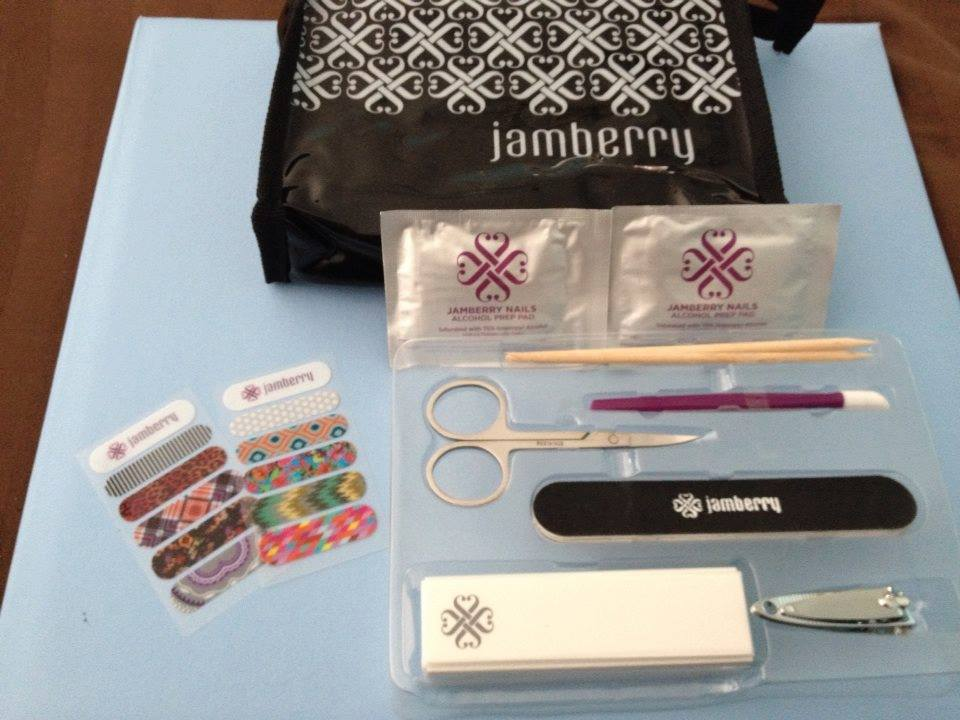 Small Business Shout Out: Jamberry Nails with Paula