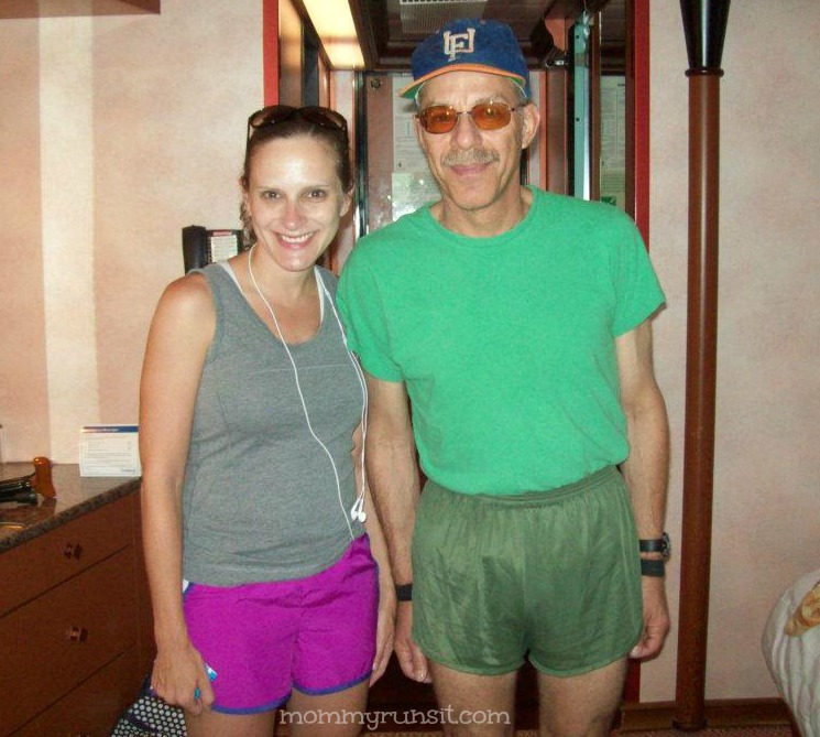 My Dad's Two Cents: Running Shoes, Carb Loading, and More