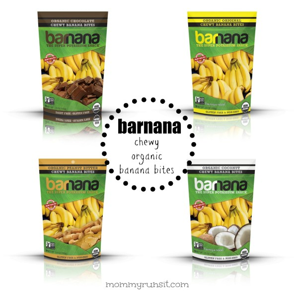 Barnana | Chewy Organic Banana Bites | Mommy Runs It #healthy #snacks #organic #bananas