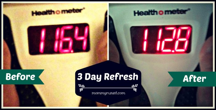 I Survived the 3 Day Refresh (And Hated Every Minute of It) | Mommy Runs It