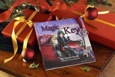 The Magic Christmas Key | Mommy Runs It  #2014HGG