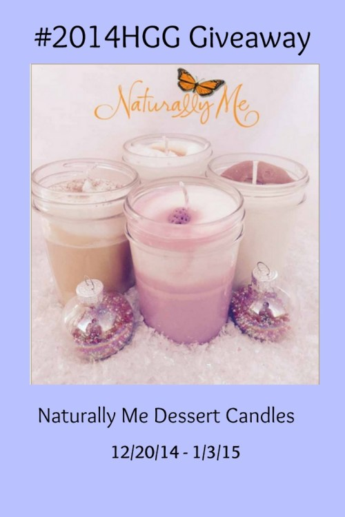 Naturally Me Candles - Holiday Gift Guide + Giveaway   Mommy Runs It  #2014HGG