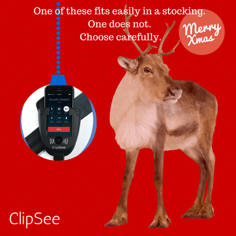 ClipSee for iPhone | Holiday Gift Guide | Mommy Runs It  #2014HGG