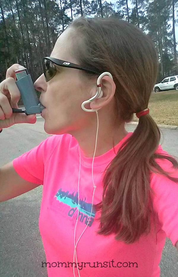 Runner Girl, Interrupted. | Mommy Runs It