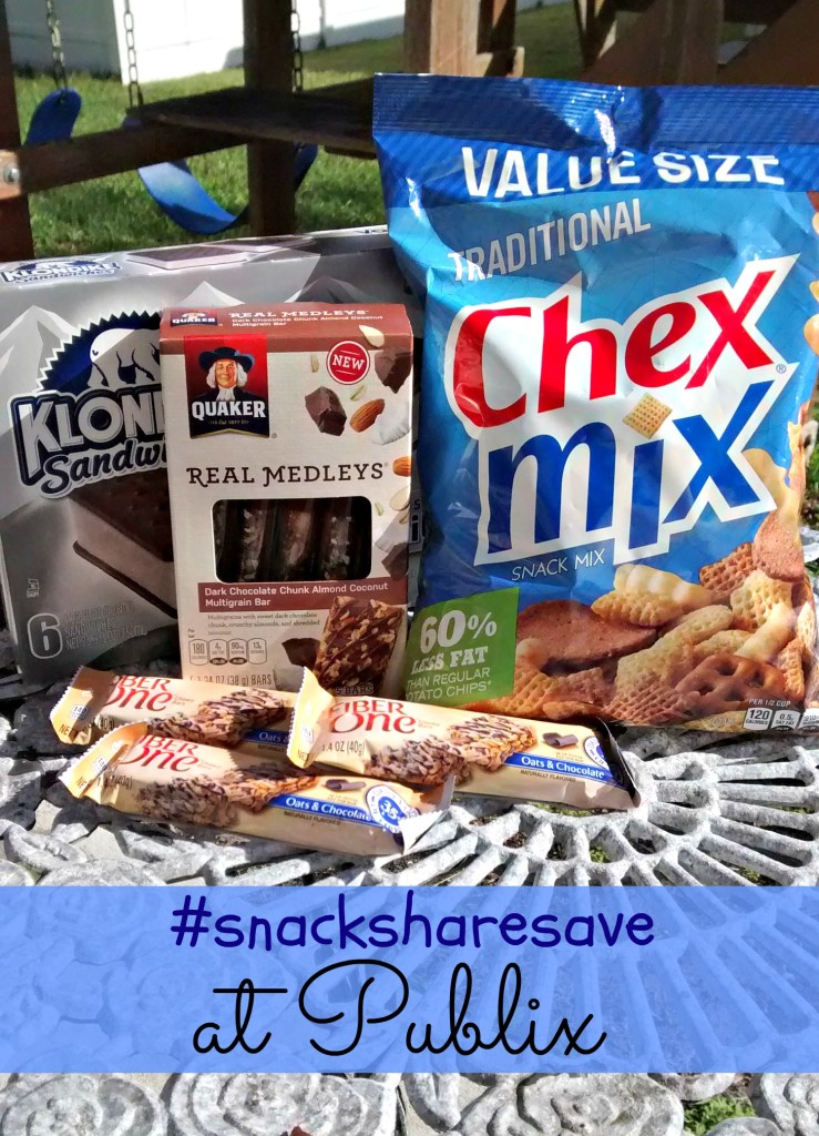Grab-and-Go Snacks from Publix + PayPal #Giveaway #snacksharesave #ad (closed)