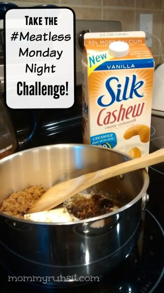 Take the #MeatlessMondayNight Challenge | Mommy Runs It #sponsored