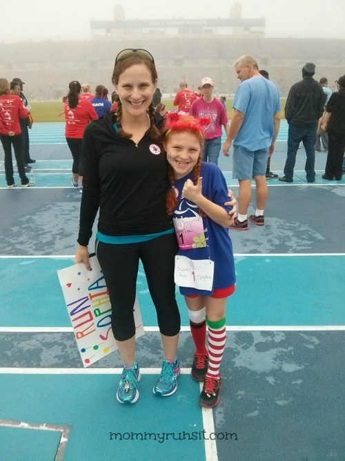 Girls on the Run + 6 Reasons to Encourage Your Kids to Run | Mommy Runs It