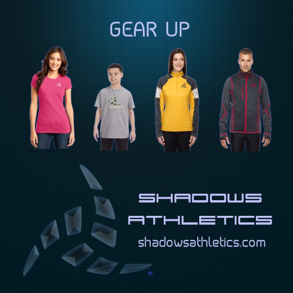 Giveaway: $100 of Free Product from Shadow Athletics #2015HGG {closed}