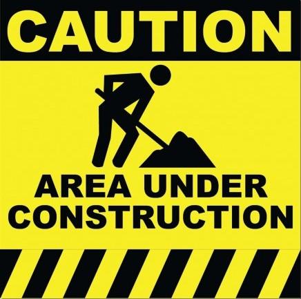 Caution: Construction Zone