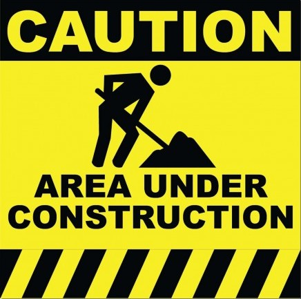 Caution: Construction Zone | Mommy Runs It