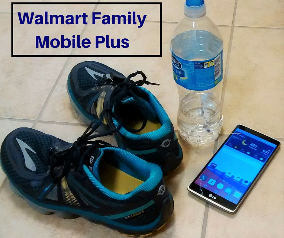 Get 10GB of Data with Walmart Family Mobile Plus!