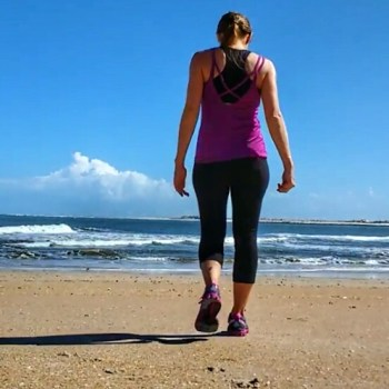 7 Things to Make Walking Feel a Little More Like Running | Mommy Runs It