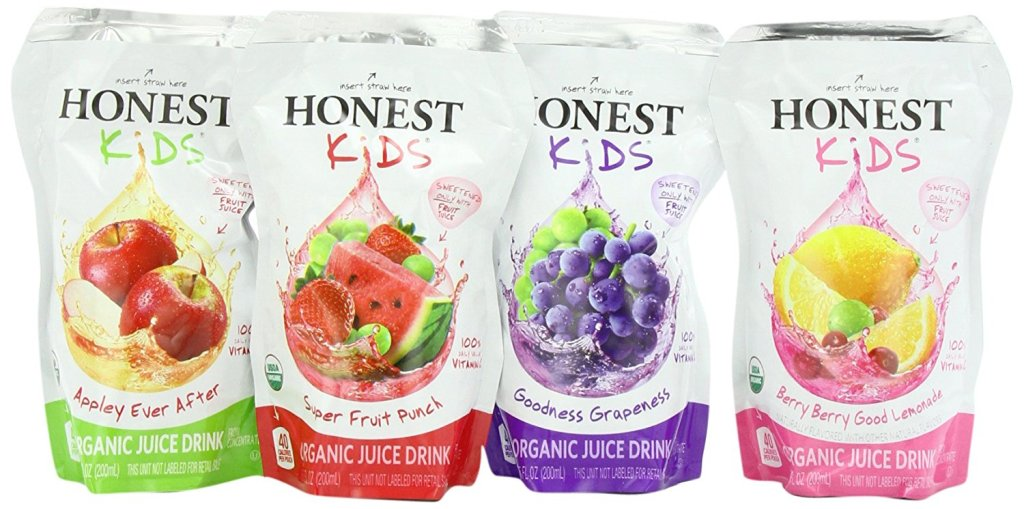 GIVEAWAY: Win a Month's Supply of Honest Kids Juice