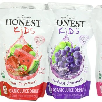 GIVEAWAY: Win a Month's Supply of Honest Kids Juice | Mommy Runs It