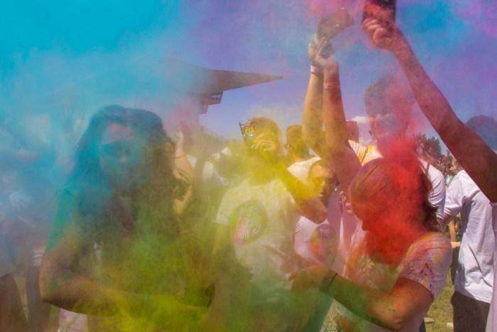 Color-Fool Fun Run: A Color Run Recap | Mommy Runs It