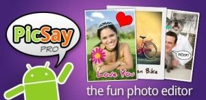 PicSay Pro Free App