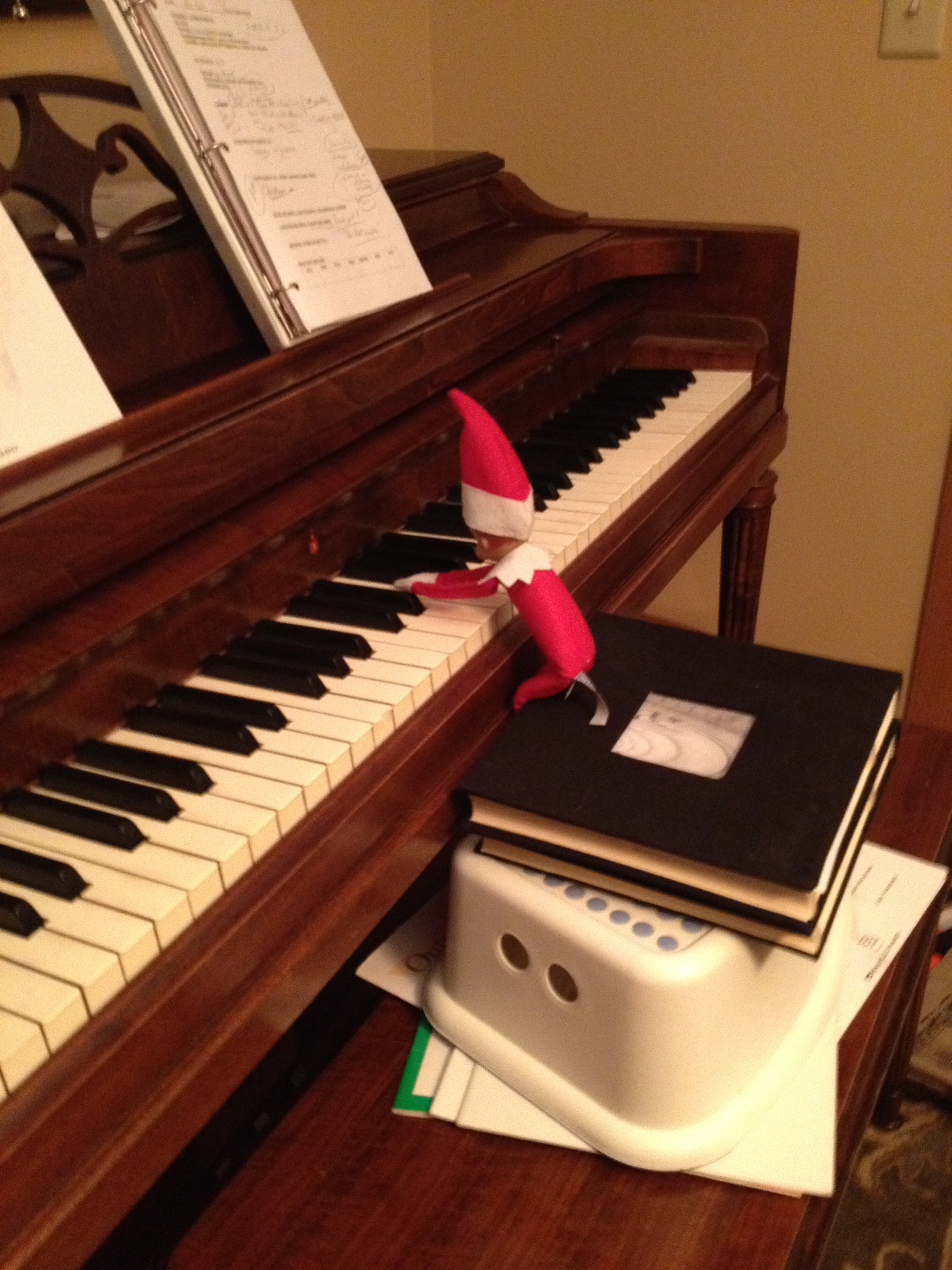 Christmas Traditions Elf On The Shelf Ideas