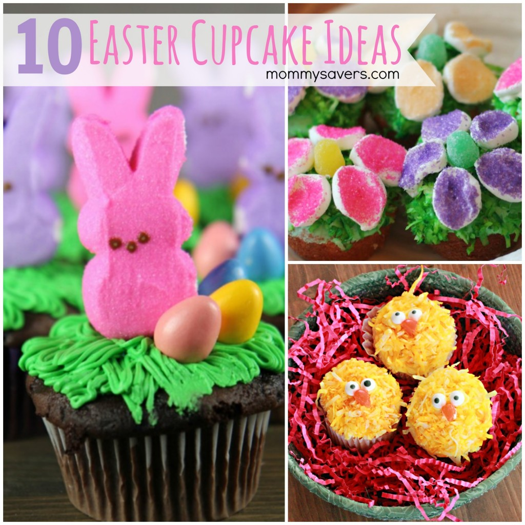 Easter Cupcakes 10 Easy Easter Cupcake Ideas