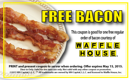 Waffle House Coupons