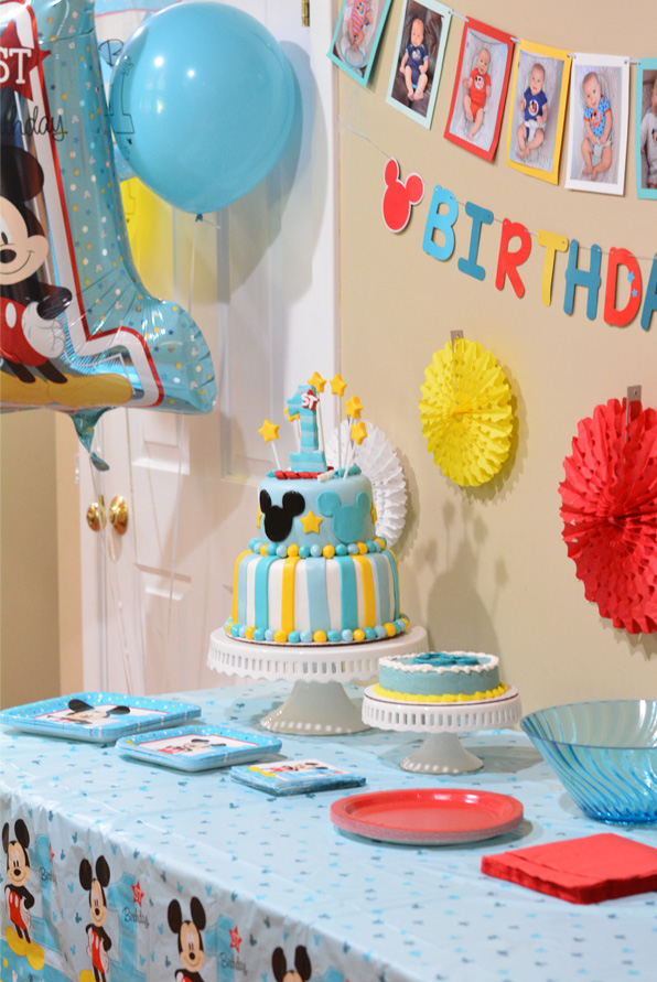 Mickey S Fun To Be One Birthday Party Ideas Mommy S Fabulous Finds