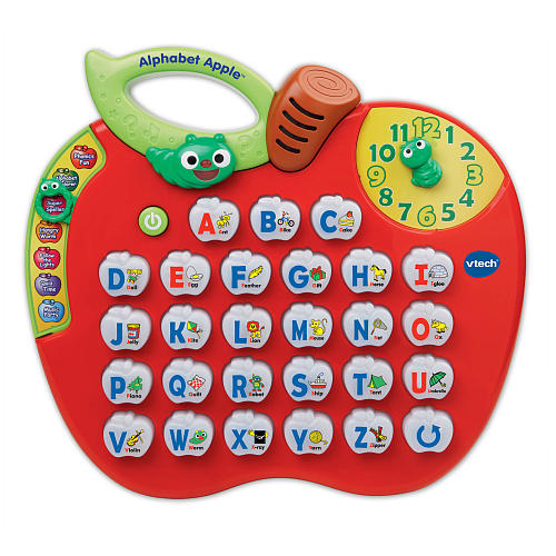 VTech's Alphabet Apple Developmental Toy