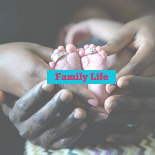 Blog Category-Family Life
