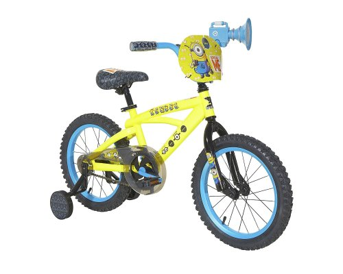 Minions Boys Bicycle Christmas Gift
