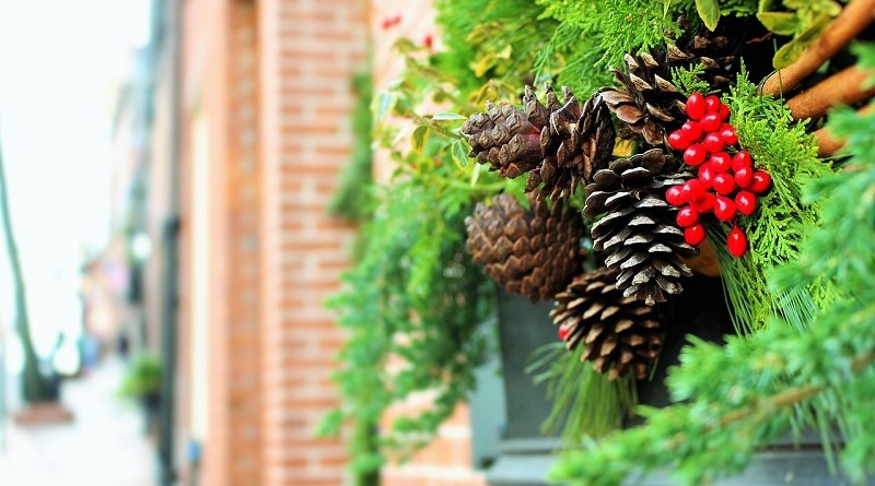 20 Christms Wreaths to Inspire Your Holiday Home #Decor #ChristmasDecor #ChristmasWreaths #Wreaths