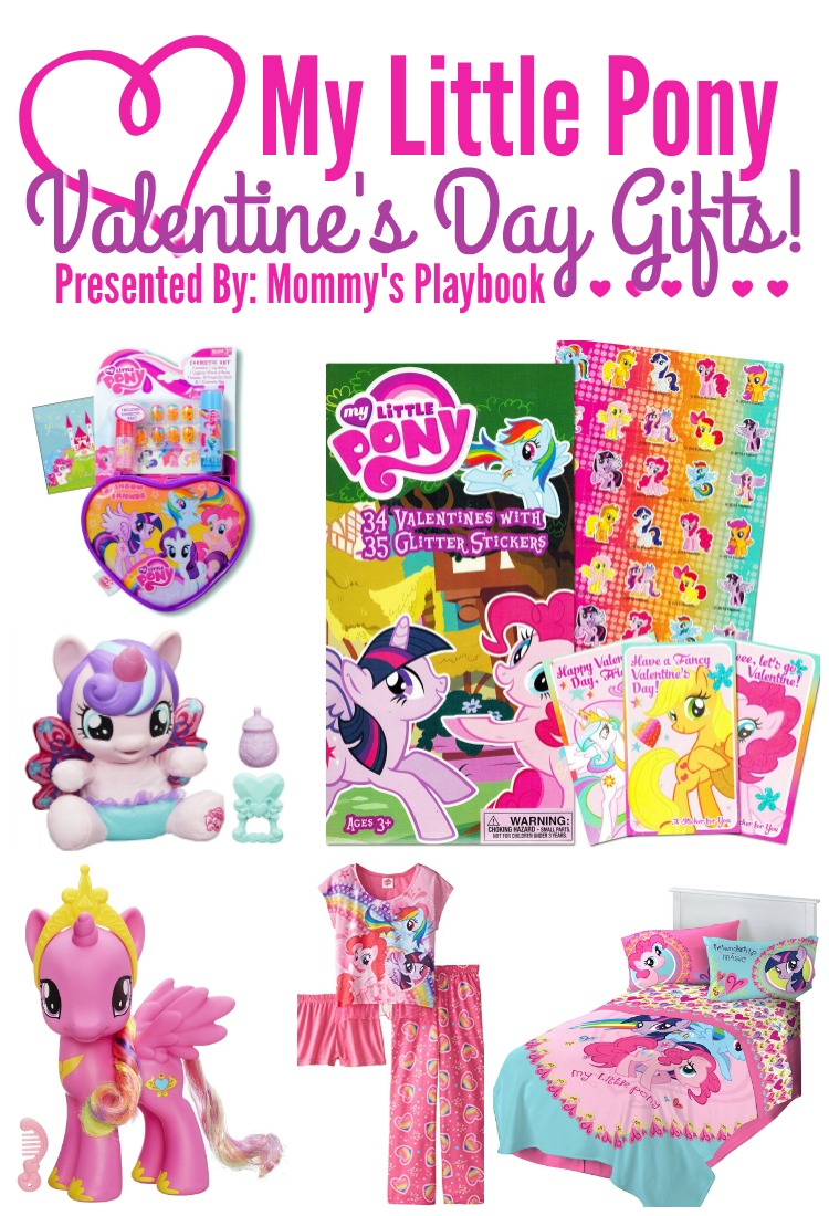 Box of 32 My Little Pony 8 Cute Designs New Valentines Day Cards