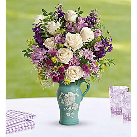 Teleflora's Artisanal Beauty Bouquet