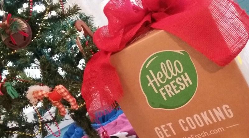 Send a Box of Hello Fresh for Christmas!